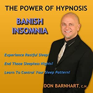 Banish Insomnia Hypnosis By Don Barnhart