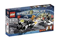 LEGO Space Police Freeze Ray Frenzy (5970) from LEGO