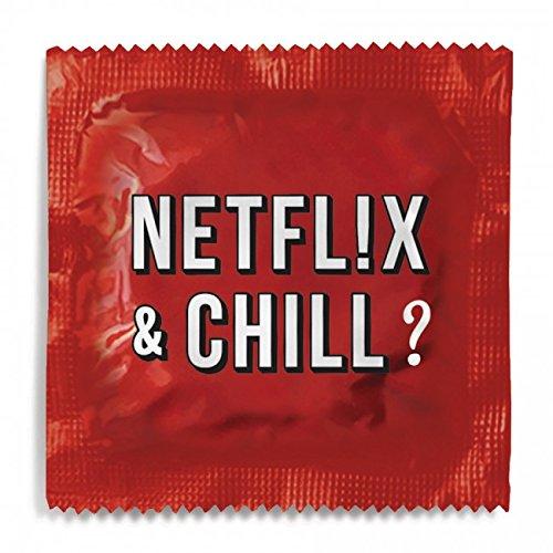 Netfl!x & Chill Condom