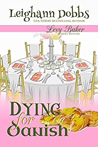 Dying For Danish by Leighann Dobbs ebook deal