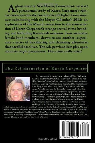 Superstar Passage The Reincarnation of Karen Carpenter