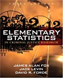 img - for Elementary Statistics in Criminal Justice Research (3rd Edition) book / textbook / text book