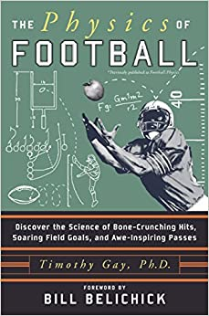 the physics of football essay Baseball papers of alan nathan this page contains links to physics of baseball papers i have written of what they are teaching us about the game of.