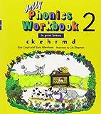 Jolly Phonics Workbook 2 (1844140997) by Lloyd, Sue