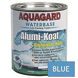 Aquagard - Aquagard II Alumi-Koat Anti-Fouling Waterbased - 1Qt - Blue
