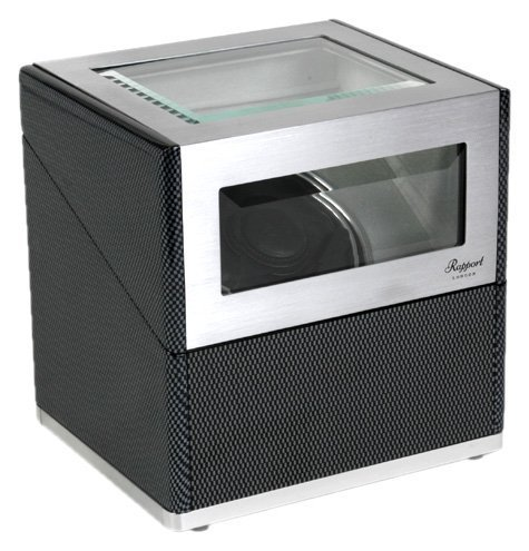 Rapport W251 Optima F3 Carbon Fibre Single Watch Winder