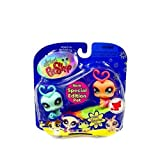 Littlest Pet Shop: Special Edition Blue Lovebug (#838) And Pink Lovebug (#839) Action Figure