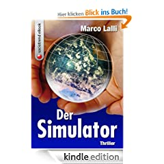 Der Simulator. Thriller