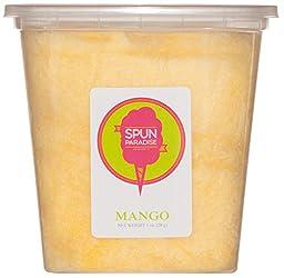 Organic Mango Cotton Candy (Pack of 4)