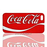 Retro Old Classic Red Coca Cola Drink Hard Case Cover for Apple iPhone 5 5th