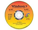 NEW TOTAL COMPLETE Re INSTALL Repair Restore WINDOWS 7