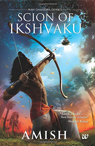 """Scion of Ikshvaku (Ram Chandra Series) Paperback"""