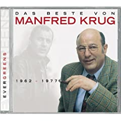 Ever Greens - Das Beste von Manfred Krug 1965 - 1978