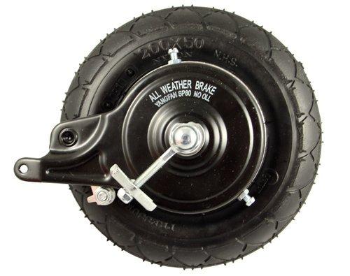 Razor Rear Wheel Assembly For E200/E200S/E225 (V36+) Scooter - W13112430048