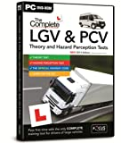 Software - The Complete LGV and PCV Theory and Hazard Perception Tests New 2013 Edition