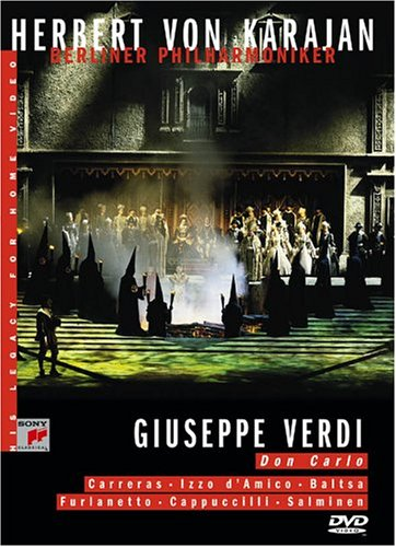 Don Carlo [DVD] [Region 1] [US Import] [NTSC]