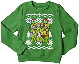 Nick Jr. TMNT Graphic Tee (Toddler) - Kelly Green-2T