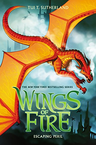 Escaping Peril (Wings of Fire, Book 8) PDF