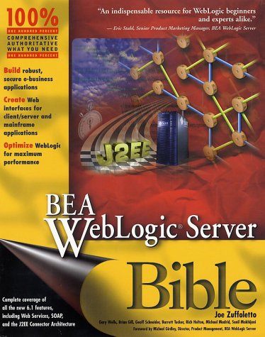BEA Weblogic Server Bible