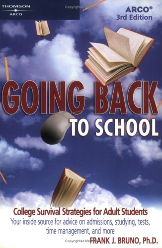 Going Back to School 3E (Arco Going Back to School)