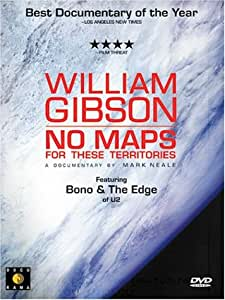 William Gibson - No Maps for These Territories [Import USA Zone 1]