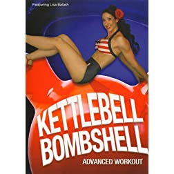 Kettlebell Bombshell: Advanced Kettlebell Workout