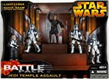Jedi Temple Assault Star Wars Battle Pack