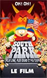 echange, troc South Park - Le Film : Plus long, plus grand et pas coupé [VHS]