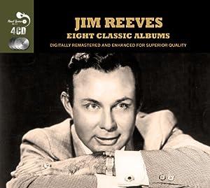 8 Classic Albums - Jim Reeves
