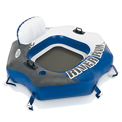 """Intex River Run Connect Inflatable Lounge, 51"""" X 49.5"""""""