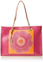 Anne Klein In Full Bloom Tote by Anne Klein