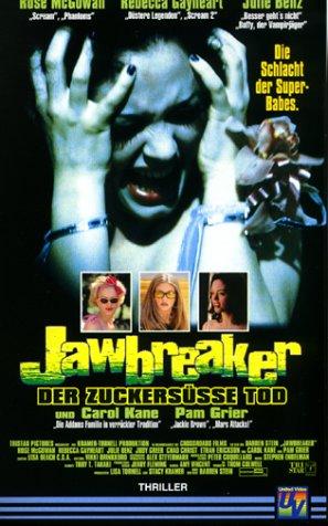 Jawbreaker - Der zuckersüsse Tod [VHS]