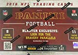2016 Panini NFL Football Trading Cards Retail Factory Sealed Box 2 Autographs per Box