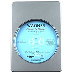 WAGNER: Overtures & Preludes - 7.1 DTS-HD 3D Sound Blu-ray Audio Signature Series