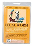 TEST@HOME Fecal Worm Test Kit for All Pets