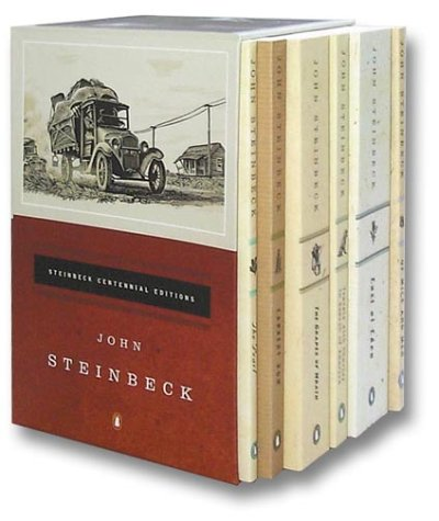 "Conflict of the Working Class in Steinbeck's ""Grapes of Wrath"" and ""Of Mice and Men"""