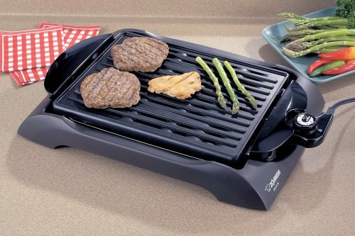 Indoor Electric Grill front-511636