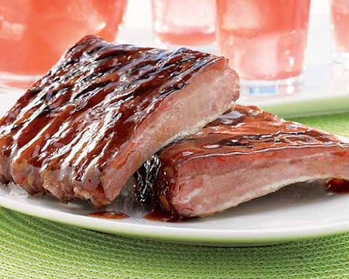 Fully Cooked Ribs With BBQ Sauce - Limited Time Offering