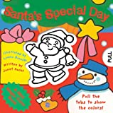 Santa's Special Day (Mini Magic Color Books)