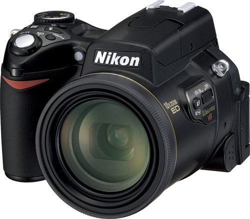 Nikon Coolpix 8800 Digital Camera [8MP, 10x Optical Zoom]
