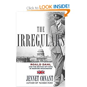 Jennet Conant - The Irregulars 2008 Audiobook