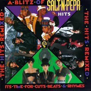 Blitz Of Salt N Pepa Hits