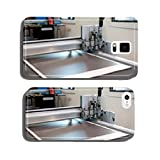 Flatbed cutter/router (cutting plotter) cell phone cover case iPhone6
