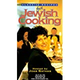 Classic Recipes for Jewish Cooking [VHS] ~ Joan Nathan