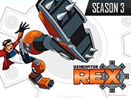 Generator Rex Season 3 [HD]