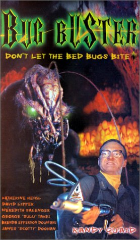 Bug Buster [VHS]