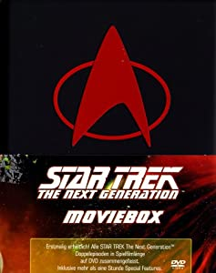 Star Trek - Next Generation Moviebox [6 DVDs]