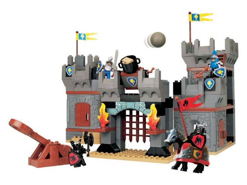 LEGO DUPLO 4777 Knight's Castle