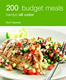 img - for 200 Budget Meals: Hamlyn All Color (Hamlyn All Color 200) book / textbook / text book