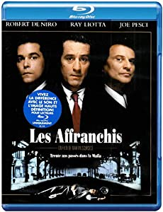 Les affranchis [Blu-ray] [Import belge]